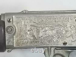 Vintage Hubley The Rifleman Flip Special Toy Rifle Cap Gun FREE USA SHIP