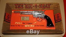 Vintage Hubley'ric-o-shay' Cap Gun
