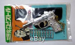 Vintage James Bond 007 Walther P-38 Toy Pistol Gun Japan 1960s MIB Sean Connery