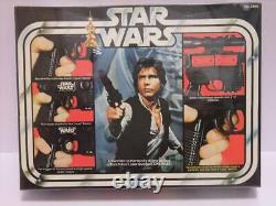 Vintage Kenner Star Wars Laser Pistol Blaster Toy EP4 Han Solo u582
