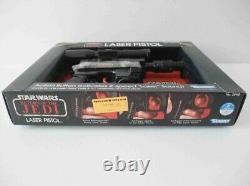 Vintage Kenner Star Wars Laser Pistol Blaster Toy EP6 Han Solo u583