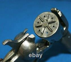 Vintage Kilgore Big Horn Disc Cap Gun Circa 1945 Excellent Condition