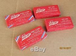 Vintage Kilgore Disc Cap Gun Cap boxes empty set of 55 in original carton