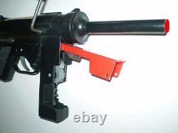 Vintage MATTEL Sub Machine cap gun 1950s toy Excellent cond from attic find