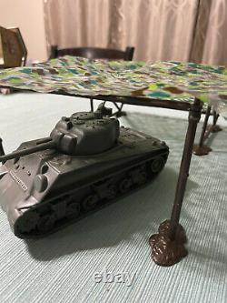 Vintage Marx Battleground/Desert Fox/AMERICAN PATROL GUN CANOPY