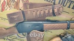Vintage Marx Bonanza Outfit Toy Gun Set 1966 MiB MoC Scarce Big Hoss Little Joe