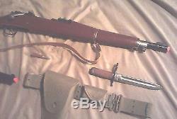 Vintage Marx Combat Platoon Cap Gun Set