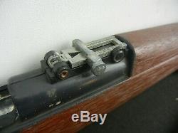 Vintage Marx Toys Military M1 M1903 Springfield Cap Gun Rifle