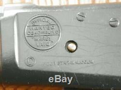Vintage Marx Wanted Dead or Alive Mare's Laig 17 Cap Gun