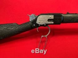 Vintage Mattel LONE RANGER cap gun rifle -MINT Condition