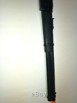 Vintage Mattel Lone Ranger Shootin Shells Cap Gun Very Good Condition Winchester
