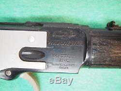 Vintage Mattel Winchester Shootin Shell Toy Cap Rifle Gun