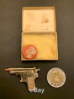 Vintage Miniature Cap Toy Gun Kolibri 2mm Pinfire, Rimfire