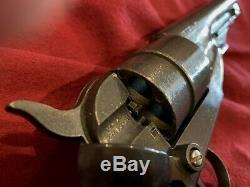 Vintage Nichols Model 61 Cap Gun Beautiful Gun & Operates Properly