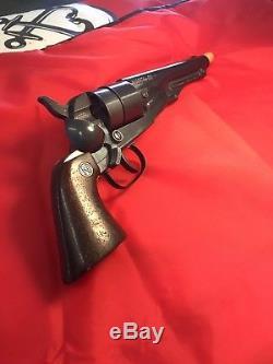Vintage Nichols Model 61 Cap Gun Nice