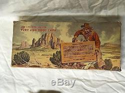 Vintage Nichols Mustang 500 Toy Cap Gun Pistol With Original Box
