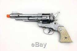 Vintage Nichols Stallion 41-40 Toy Cap Gun with 6 Shells