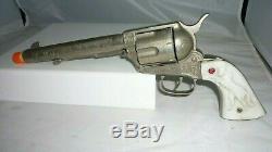 Vintage Nichols Stallion 45 Cap Gun Pistol