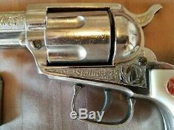 Vintage Nichols Stallion 45 Mark II Cap Gun