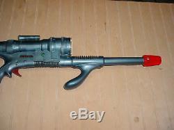 Vintage Rare Marx Captain Space Solar Scout Laser Rifle Toy Gun 1957 Blaster 26