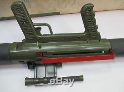 Vintage Remco Marine Raider Bazooka Rocket Gun #315 With Original Box VERY RARE