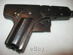 Vintage SUPERMAN KRYPTO RAYGUN Daisy Mfg. Plymouth MI USA Toy Gun Projector