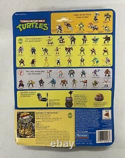 Vintage TMNT Teenage Mutant Ninja Turtles METALHEAD 1990 Playmates figure