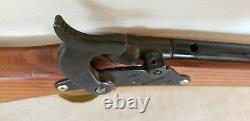 Vintage Toy Rifle Flintlock Replica Prop Cap Gun Theater Re-enactment