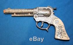 Vintage Wyandotte Hopalong Cassidy Cap Gun Holster Set Mib