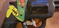 Vintage Wyandotte Me & My Buddy L Pressed Steal toy pistol gun