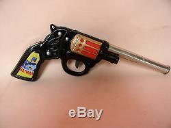 Vintage batman pop gun japan TOY