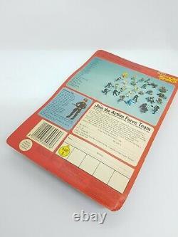 Vintage gi joe action force COBRA OFFICER toy figure moc HASBRO Palitoy rare 3