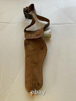 Vintage hubley colt 45 cap toy gun