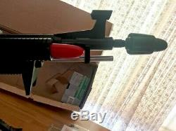 Vtg 1964 JOHNNY SEVEN O. M. A. ONE MAN ARMY GUN TOY withBOX & INSTRUCTIONS #