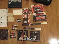 Vtg 1964 Mattel Agent Zero M SONIC BLASTER TOMMY BURST RADIO GUN TARGET SPY TOY