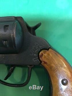Vtg Hi Ho Silver Lone Ranger Cap Gun Castiron