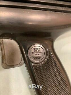 Wham-O Air Blaster Ray Gun Pat# 2,614,551, One-owner, good working condition