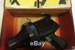 Wham-o Air Blaster In Box 1960's Ray Gun Target Air Blast Super Rare Whamo Wamo