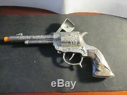 Wild Bill Hickok & Jingles Marshal Cap Gun with Box